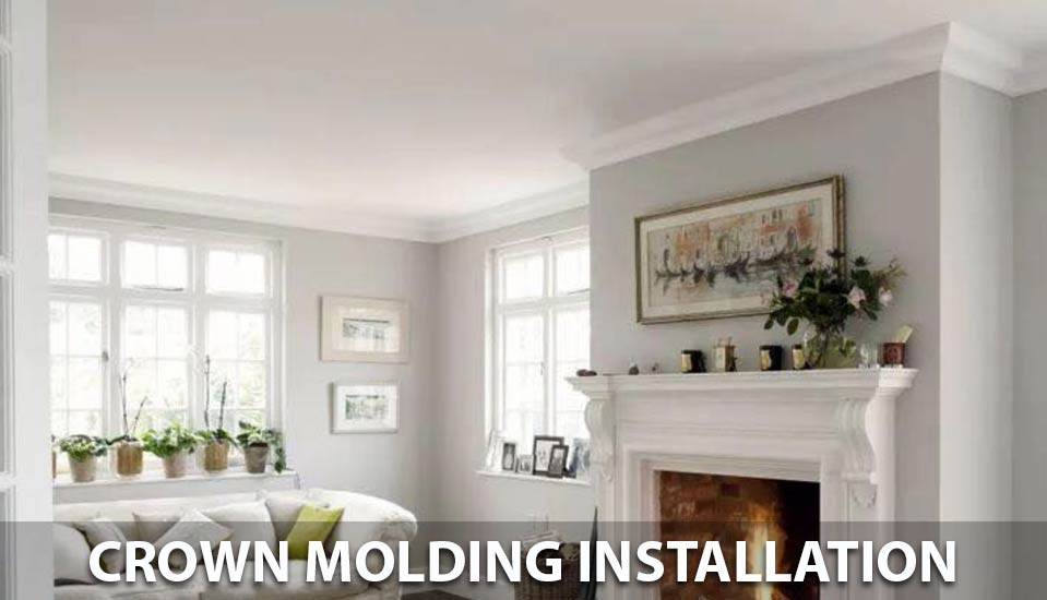 crown molding installation - Phoenix - Scottsdale