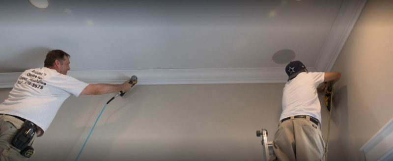 we install crown molding - Scottsdale and Greater Phoenix area