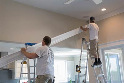 crown molding installation phoenix az